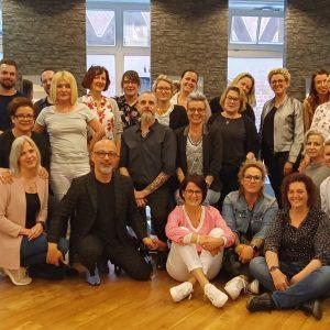 Friseur Coaching - Christian Funk - Ramin Dell Projekt-Unverwechselbar-Seminare